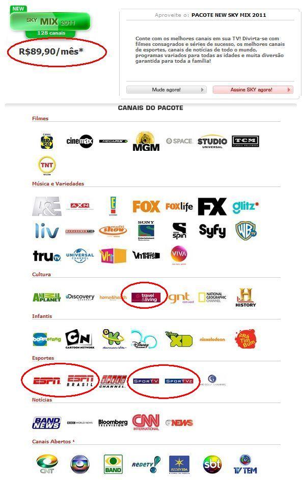 Comparando com o Telecine e o HBO, vale a pena assinar o