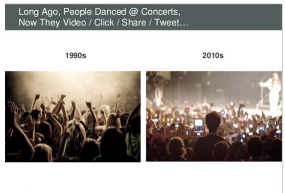 Diferenças juventude anos 90 anos 2010