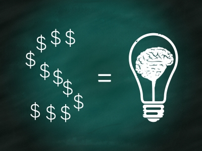 Pensar no dinheiro