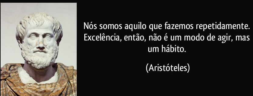 Aristóteles Excelência