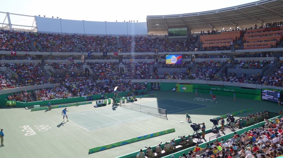 Rio 2016 - Tênis