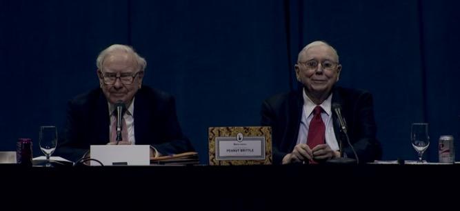 Buffett Munger